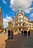 The Street of Queen Jadwiga