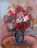 Fleurs, by Stellario Baccellieri