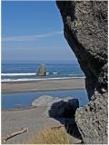 A LITTLE PIECE OF THE PACIFIC OCEAN . . .