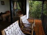 My terrace/bedroom