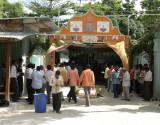 Diwali - Anse Volbert Village
