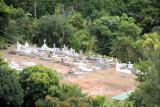 Cementary in Anse Boudin