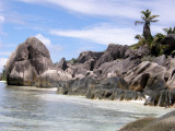 Near Anse Source d'Argent, La Digue Island, SEYCHELLES