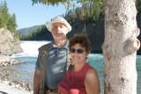 Falls at Banff I