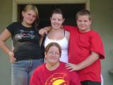 Cyndi and kids