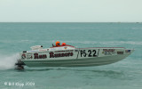 2009 Key West  Power Boat Races  20