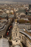 A view from St. Paul's Cathedral