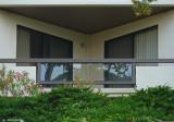 Rossmoor Deck Window Fence