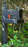 Custom Built_ Hip Retangular Mailbox