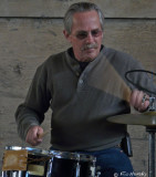 Drumming at the Hoedown
