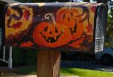 Painted - Halloween Pumpkins