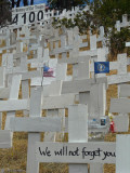 Lafayette Crosses - We Will Not Forget You