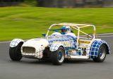 Racing at Oulton Park