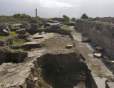 An Area of Pompeii Still Being Excavated