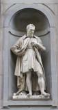 Statue of Michelangelo di Lodovico Buonarroti (Michelangelo)