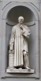 Statue of Niccolò di Bernardo dei Machiavelli (Machiavelli)