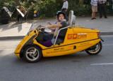 3 Wheeled Rental Vehicle