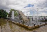 Confederation Arch & Fountain