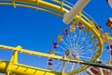 Ferris Wheel of Santa Monica Pier