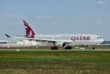 Qatar Airways Airbus A330-200  A7-ACK