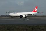 Turkish Airbus A330-200 TC-JND