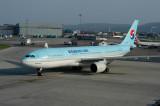 Korean Airbus A330-200 HL7552