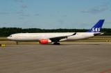 SAS Airbus A330-300  LN-RKH