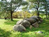 Break at the dolmen