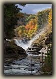 Lower Falls, Downstream