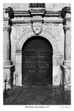 The Alamo -  Main Entrance
