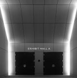 Exhibit Hall A.