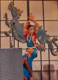 Dancer at street festival