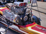 Rail Dragster - Greenwood Car Show