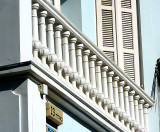 balcony on geula