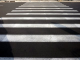 crosswalk stripes