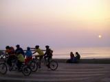 sunset bikes.JPG