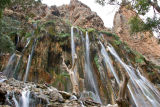 Waterfalls in Iran