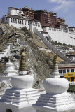 Potala view from the West Gate