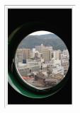 Biwako Hotel Window