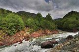 Kishi2 rapid on Belaya river
