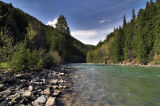 BigLaba river. riverhead