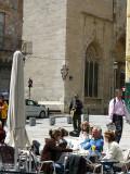 Valencia: Músico callejero / Street musician