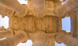 Ramesseum hall HDR