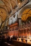 Salisbury Cathedral north organ