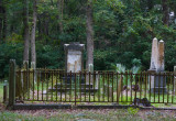 Another visit to the Island cemetery