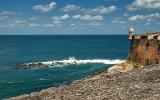 Ocean View from Castillo San Felipe del Morro