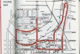 Columbus Track Map