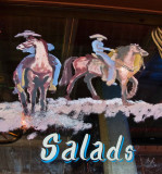 Cowboys and salads. Who knew?