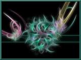 fractalius on a fractal