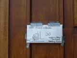 Kruisweg, geref kerk deur [004], 2008.jpg